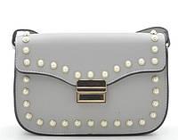 1134153149a8 Женская сумка клатч L. Pigeon 89012 серый клатчи и сумки женские на плечо  купить в