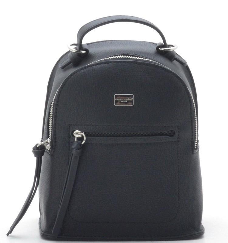bcffab84efc7 Рюкзак David Jones 5748-2 black женский рюкзак Девид Джонс купить в Одессе  7 км