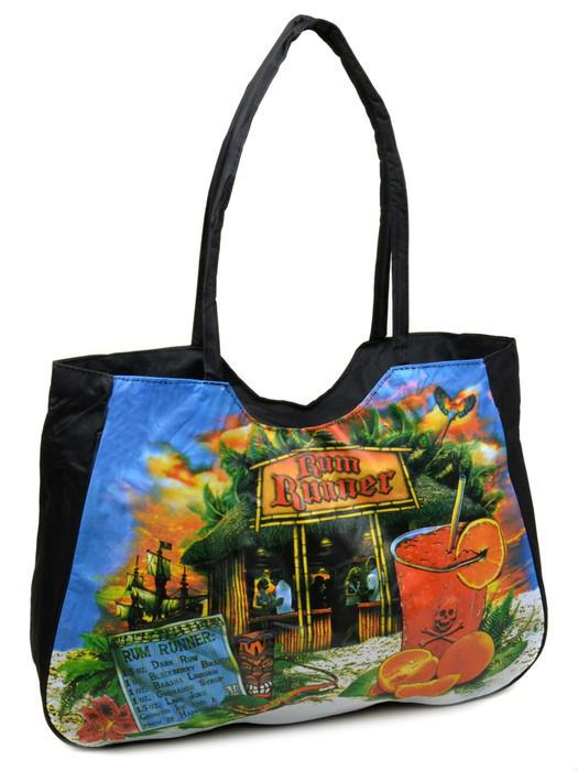 fde02be7ea60 Женская пляжная сумка 1342 black печать печать пляжные сумки, пляжные  корзинки недорого Одесса 7 км