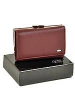 Женский кошелек Classik кожа DR. BOND  W11  scarlet.Купить женский кожаный кошелек, фото 1
