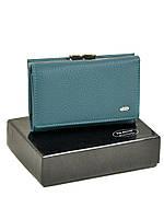Женский кошелек Classik кожа DR. BOND  W11-2  light-blue.Купить женский кожаный кошелек, фото 1