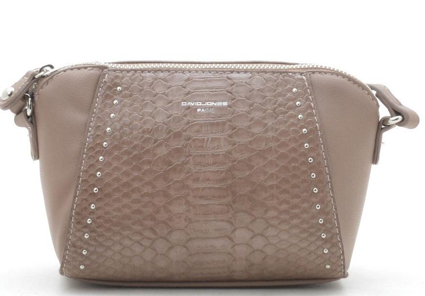 a8ab2517a536 Женский клатч David Jones CM5825-1 d. pink (т. розовый) женская маленькая сумочка  ДЕВИД ДЖОНС