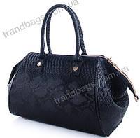 Женская сумка WeLassie 31909 blackженские деловые сумки, каркасная сумка, фото 1