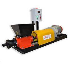 Прес вугільної, деревної пилу шнековий ПШ 500Б
