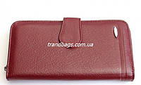 Женский кожаный кошелек Balisa B120-572 bordo кожаные женские кошельки , фото 1
