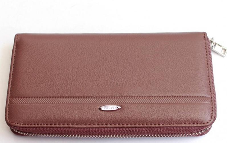e67df7e77aed Женский кожаный кошелек Balisa B120-570 dark pink кожаные женские кошельки