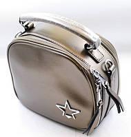 572616c3dcd0 Женский кожаная сумка клатч 986 dark silver Женская кожаная сумка, кожаный  женский клатч