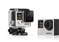 Мини экшн камера GoPro HERO 4 Silver