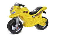 Детский двухколесный мотоцикл каталка Орион