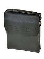 Сумка Мужская Планшет иск-кожа DR. BOND 208-3 black.Купить мужскую сумку , фото 1