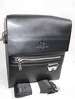 Мужская сумка LANGSA 868-2 black купить мужскую сумку ЛАГНСА недорого