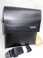 Мужская сумка LANGSA 9888-2 black купить мужскую сумку ПОЛО недорого