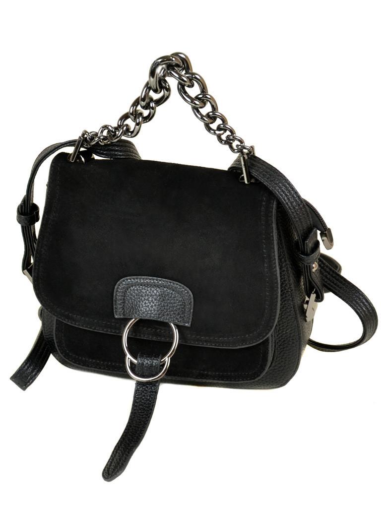 777f80346416 Сумка Женская Классическая замш ALEX RAI 9108-1 black.Купить женскую сумку  - Интернет
