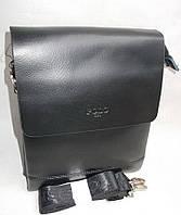Мужская сумка POLO 8869-2 black купить мужскую сумку ПОЛО недорого, фото 1