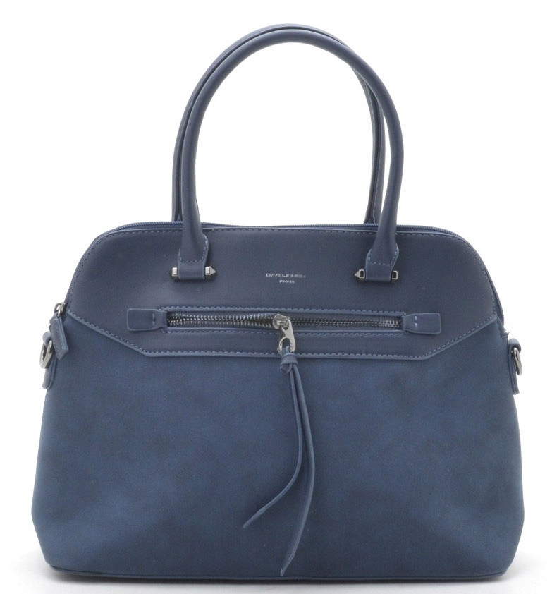9cf3a8b7049d Женская сумка David Jones 5800-3 d. blue (синяя) сумка женская ДЕВИД ДЖОНС