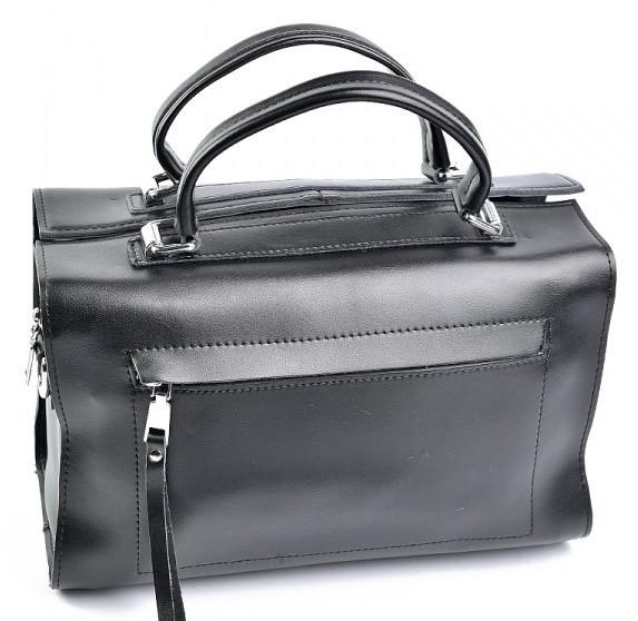 9596f2b0c715 Женский кожаная сумка клатч A-1269 Black женская кожаная сумка, кожаный  женский клатч