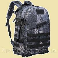 """Рюкзак тактический походной штурмовой 40 литров """"3D Assault Tactical Backpack"""" , фото 1"""