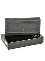 Женский кошелек  Classic кожа DR. BOND  WS-1  grey.Купить женский кожаный кошелек, фото 1