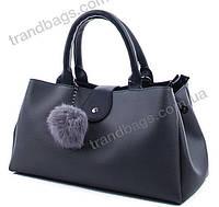 f93b20424c6c Женская сумка WeLassie 54812 grey женские сумки оптом и в розницу в Одессе  км
