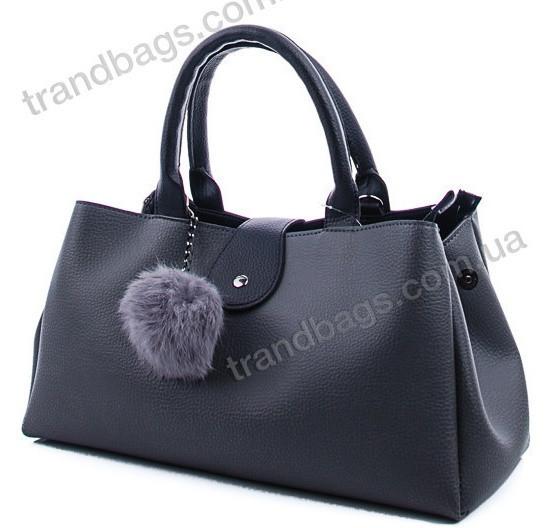 a39e53cdcc38 Женская сумка WeLassie 54812 grey женские сумки оптом и в розницу в Одессе  км