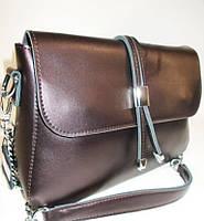 fae12a9a9d74 Женский кожаная сумка клатч 994 coffee женские клатчи из натуральной кожи  купить недорого