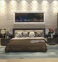 Кровать с подъемным механизмом «KARAT BLACК»