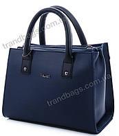 Женская сумка WeLassie 56103 blue женские деловые сумки, каркасная сумка, фото 1