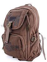 Городской рюкзак 6910 brown купить городской рюкзак, рюкзак спортивный, фото 1
