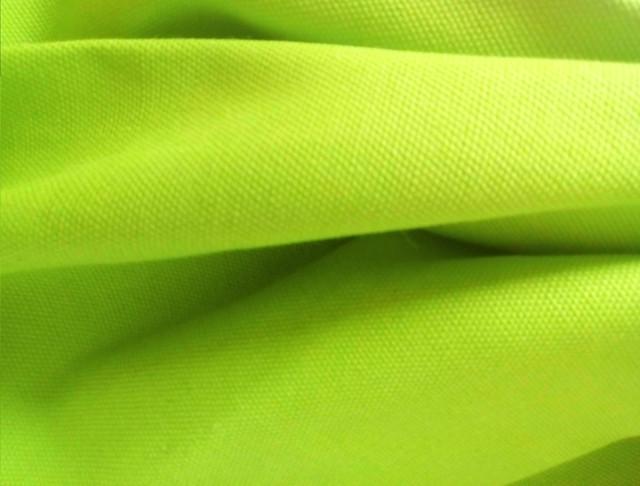 Салатовая ткань для подушек
