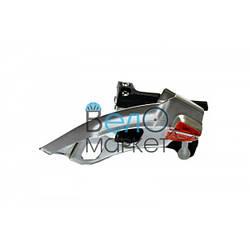 Перемикач передній Shimano Deore M610 Top-Swing під 3х10 трансмісію, універсальна тяга, хомут 31,8-34,9