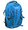 Рюкзак Городской текстиль 8437  blue купить оптом и в розницу дёшево