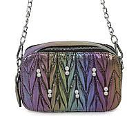 Женский клатч 8273 indescent color женский клатч, женская сумка на плечо, фото 1