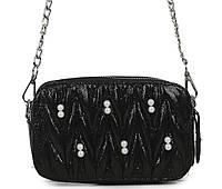 Женский клатч 8273 black женский клатч, женская сумка на плечо, фото 1