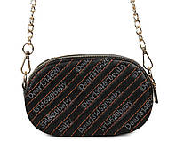Женский клатч 8300  black женский клатч, женская сумка на плечо, фото 1