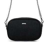 Женский клатч C-55016 black. Купить женский модный клатч, фото 1