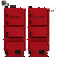 Altep Duo (Plus) 17 котел твердотопливный