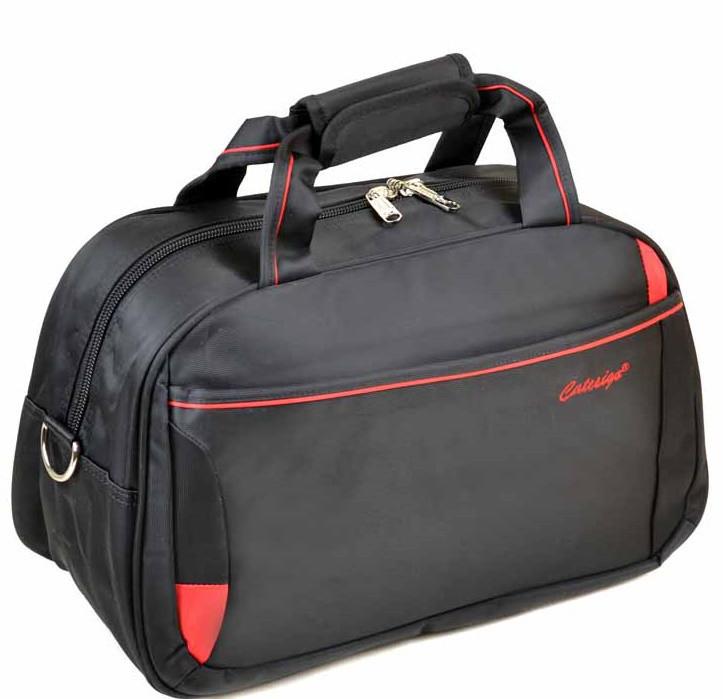 890a837ab426 Дорожная сумка 22806-18 Small black-red дорожные сумки купить недорого  Одесса 7 км