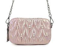 Женский клатч 8273  l.pink женский клатч, женская сумка на плечо, фото 1