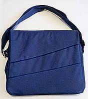 Молодежная сумка 0101 Сумка наплечная под А4 формат, фото 1