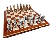 Шахматы Madon Grunwald интарсия 58.5х58.5 см с-160, КОД: 119423
