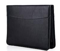 Папка деловая 7106 Black Широкий выбор деловых папок оптом и в розницу по оптовым ценам