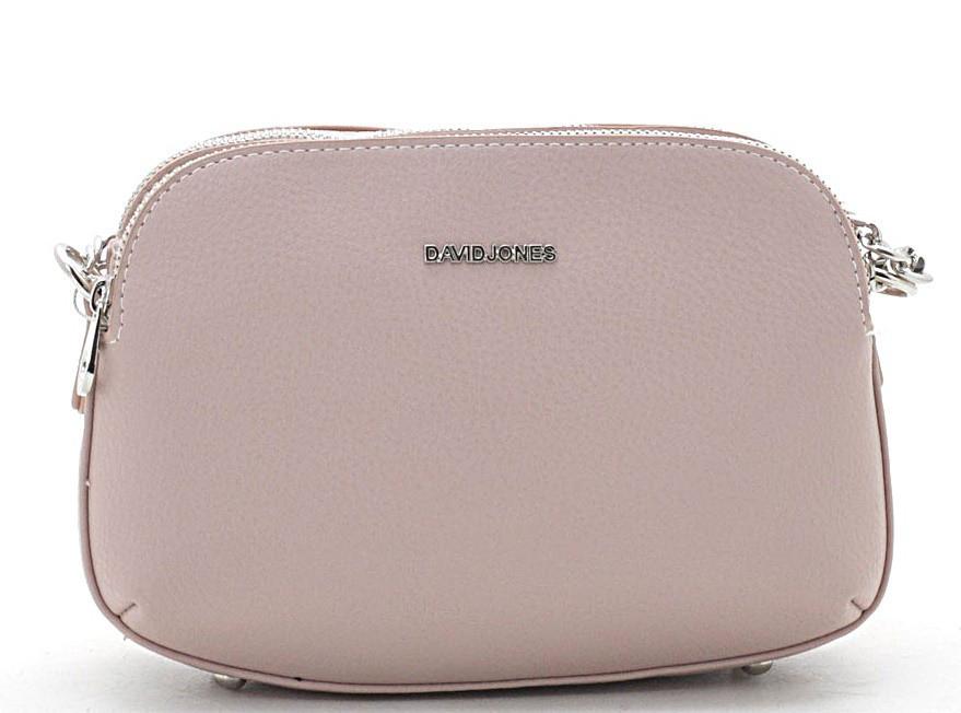 e2411743ffe8 Женский клатч David Jones CM5740-2 pink Женские клатчи сумки через плечо,  женские клатчи