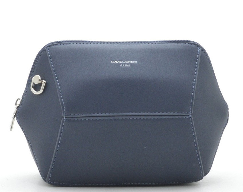 88731b7f7ecf Женский клатч David Jones 5709-1 d. blue Женские клатчи сумки через плечо, женские  клатчи