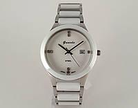 Мужские часы Guardo - Ceramic, Made in Italy, цвет серебро, керамика, фото 1