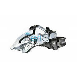 Перемикач передній Shimano SLX FD-M660-10 Top-S під 3х10 трансмісію, універсальна тяга, хомут 34,9