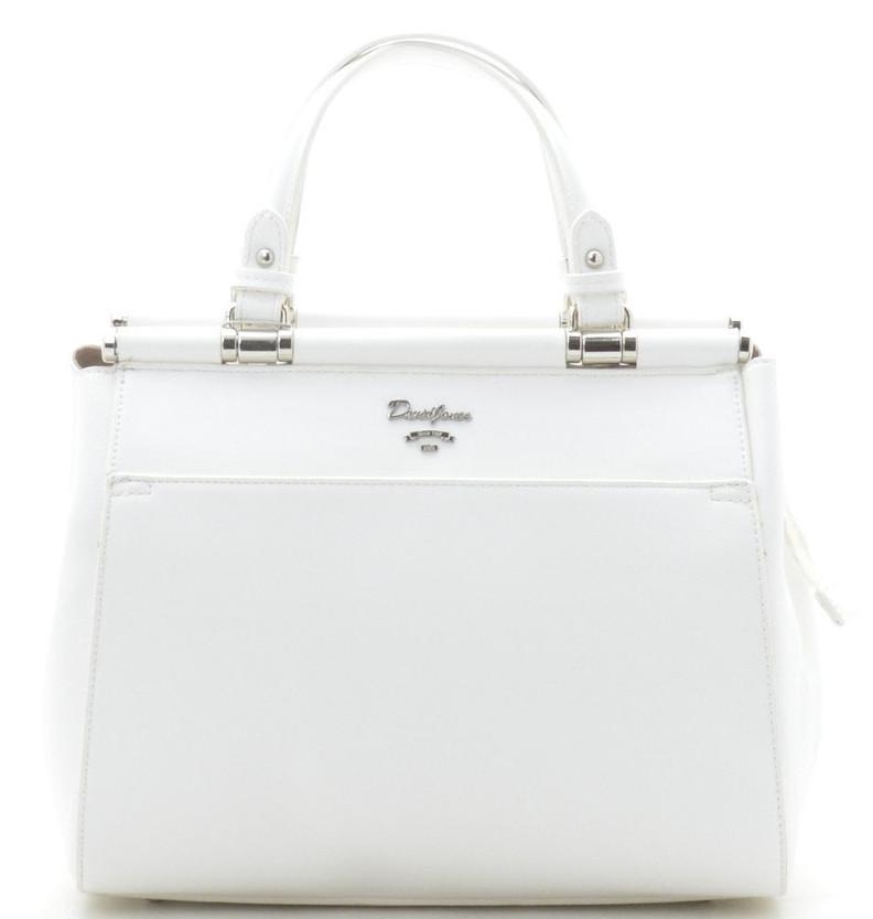 2c0d4261bcf9 Женская сумка David Jones 5954-3T white david jones сумки оптом украина