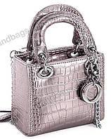 acfacc1dd9c6 Женская сумка 6038-2 grey Брендовые женские сумки, недорого купить в Одессе  7 км