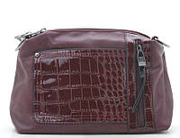 Женский клатч 91620 бордо женский клатч, женская сумка на плечо, фото 1