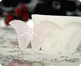 Силиконовый молд бабочки, фото 2