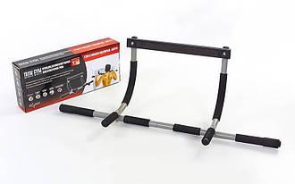 Тренажер турник Iron Gym HT-11A: металл + пенорезина, размер 94x44x17,3см